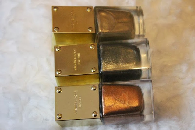 Michael Kors Holiday Nail Lacquer Set