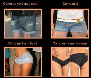 Fotos para Facebook,Eu de Shorts