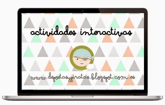 actividades interactivas pronombres y determinantes