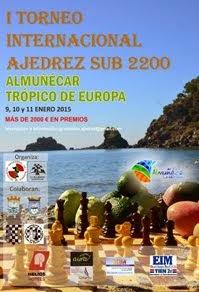 I Torneo Internacional de Ajedrez sub-2200