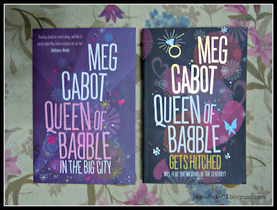 Meg Cabot; Queen of Babble Trilogy