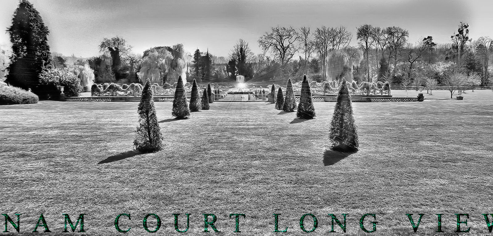 Highnam Gardens 2012