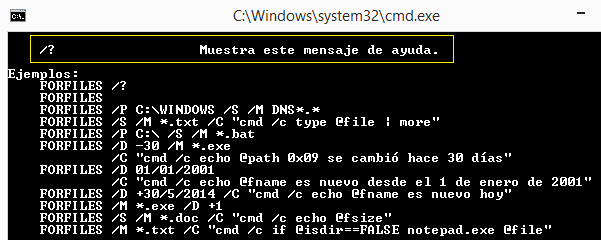 Windows: Renombrado recursivo de ficheros