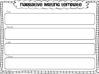 If you would like to grab the freebie narrative writing template and ...