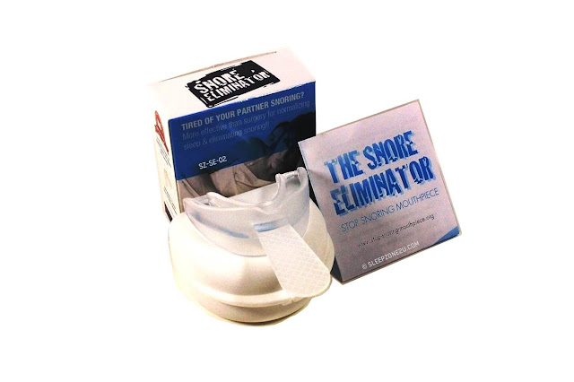 SNORE ELIMINATOR™ Self-Molding Mouthpiece (Standard)