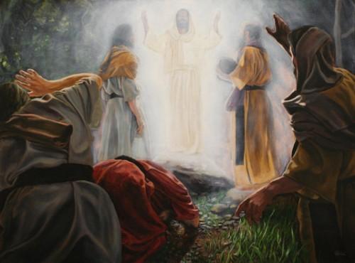 tranfiguracion de jesus e1352770500989 Top 10 Most Famous Trios in History