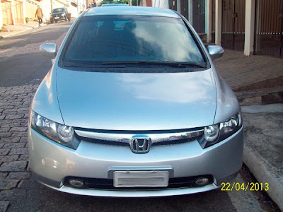 Honda Civic Rodas 19""