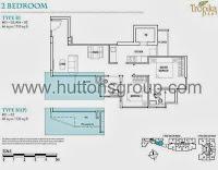 Floor Plans 2RM