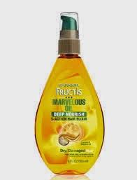 muestra gratis, marvelous oil garnier