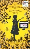 Cuberta do libro La evolución de Calpurnia Tate