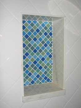 Shower Niche