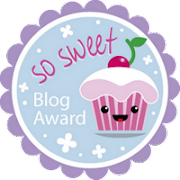So Sweet Blog Award