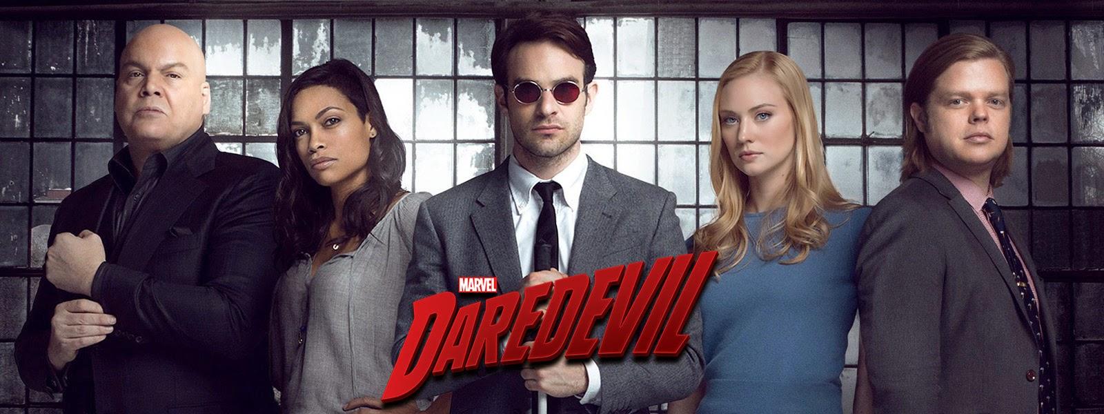 Hiệp Sĩ Mù: Phần 1 - Daredevil: Season 1 - 2015