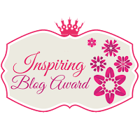 Inspiring Blog Award