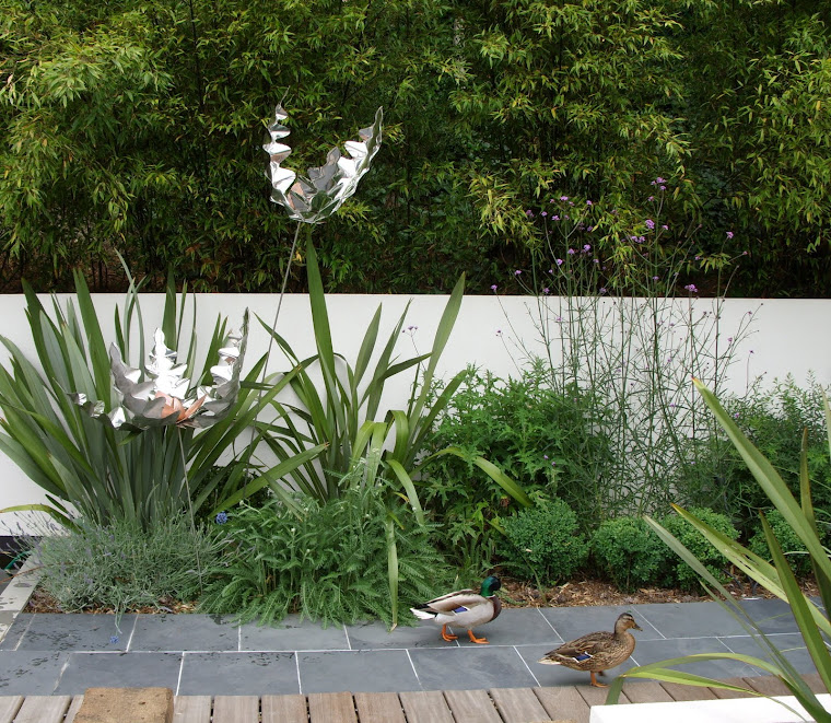 Lilium Sculptures Stainless Steel. P.O.A