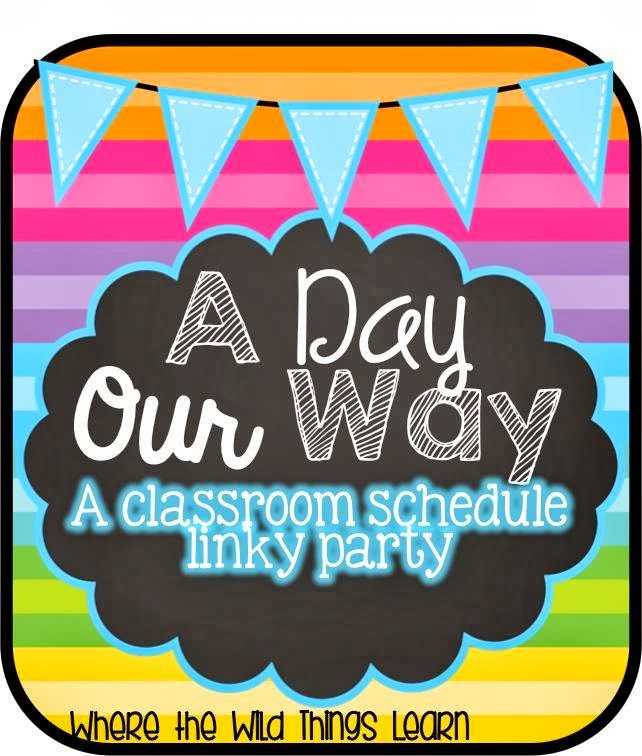 http://thewildthingslearn.blogspot.com/2014/01/a-day-our-way-schedule-linky.html