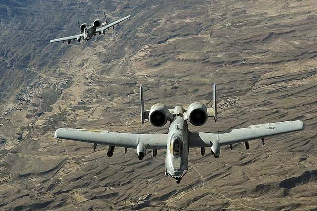 Military News - Air Force, lawmakers clash over future of A-10 again