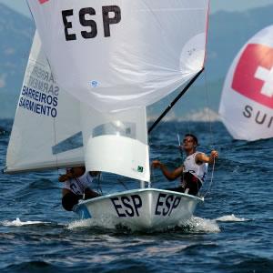 VELA-Onán y Aarón logran la 3ª plaza olímpica española en el Mundial
