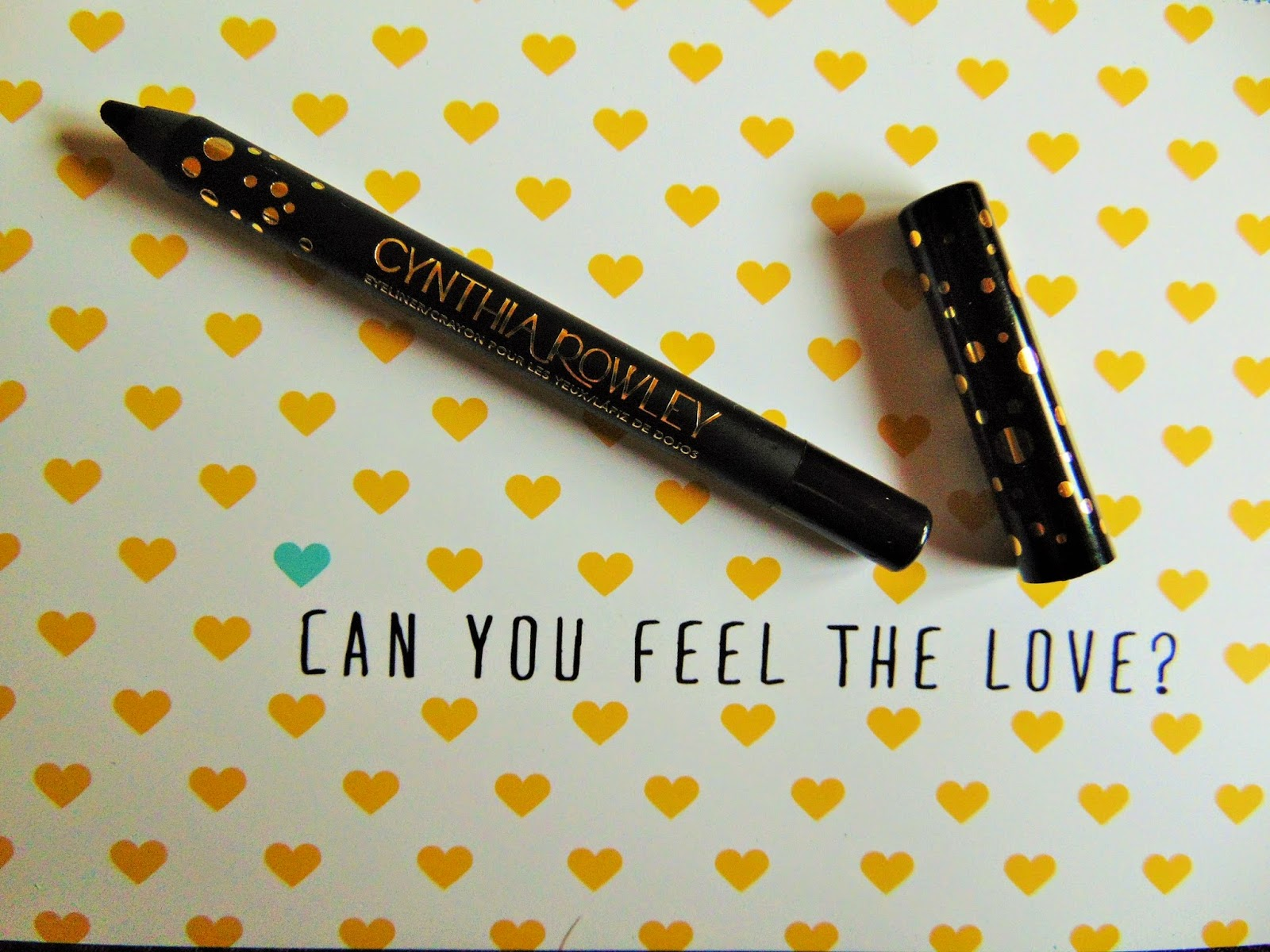 Birch Box February cynthia rowley eyeliner