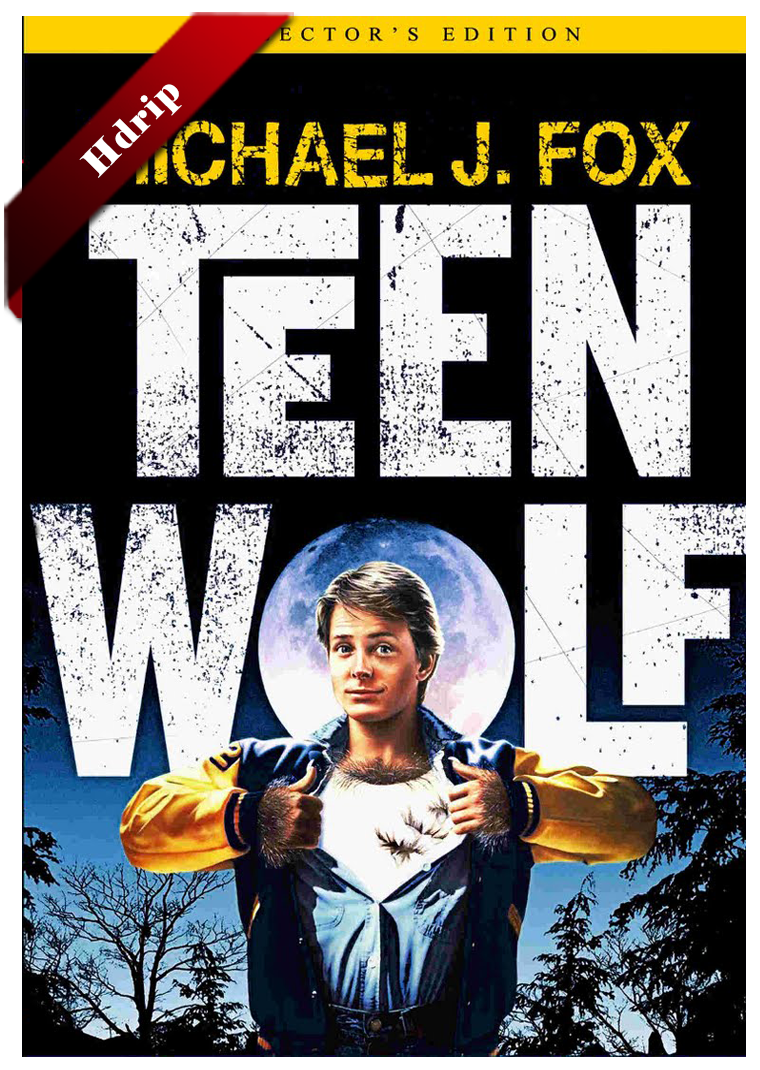 Teen Wolf Hdrip Castellano 1985