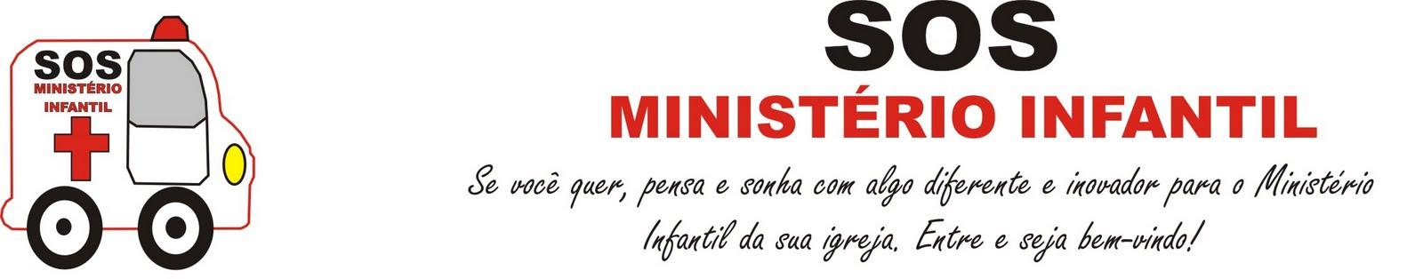 Aline Dermer - SOS Ministério Infantil