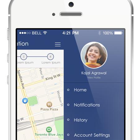 ios7 app design free psd