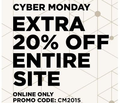 Danier Cyber Monday Extra 20% Off Promo Code