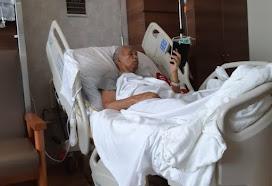 Doakan St RK Purba Diberikan Kesembuhan