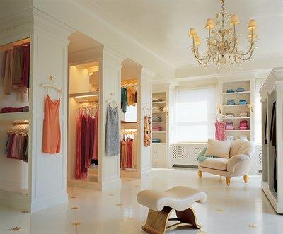 Lady fabuloux amazing celeb closets for Amazing closets