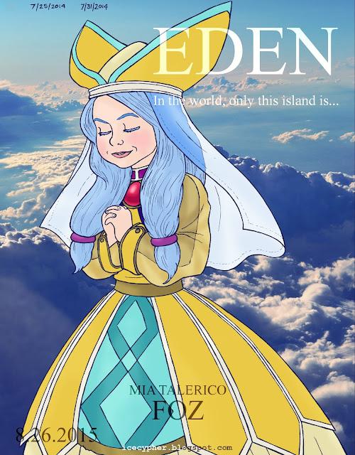 Eden, Foz