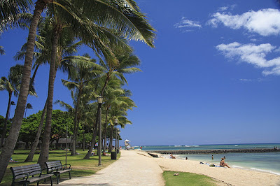 photos of waikiki beach
