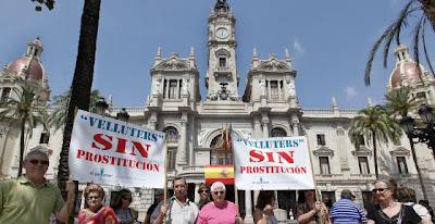 prostitucion de lujo porcentaje prostitutas sida