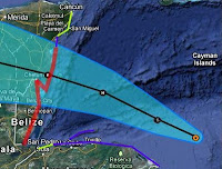 Liveticker Hurrikan ERNESTO Yucatán (Mexiko) und Belize, aktuell, Atlantische Hurrikansaison, Belize, Cancún, Cozumel, Ernesto, Hurrikansaison 2012, Karibik, Live, Live Ticker, Mexiko, Playa del Carmen, Riviera Maya, Satellitenbild Satellitenbilder, Yucatán