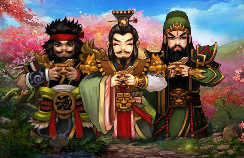 เกมสามก๊ก Kingdoms Fighter
