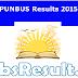 PUNBUS Results 2015 For Driver Parichalak Jr. Technician