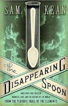 disappearing spoon ch 1 3 summary The disappearing spoon chapter 6 summary: then it goes back to just before ww1 began and gives a summary of who and what a man named henry moseley did during that time august (1) the disappearing spoon chp 6 simple theme.