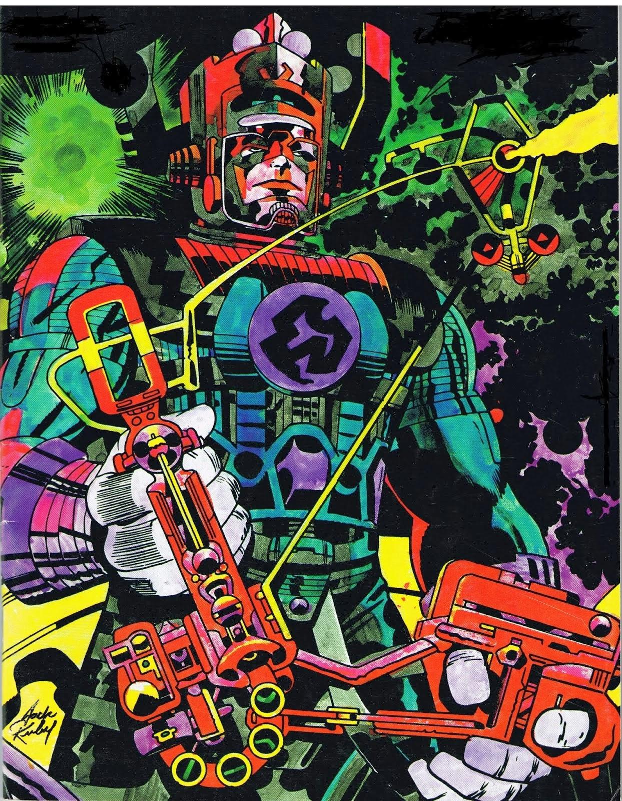 Kamandi 22  Jack Kirby  DC 1974