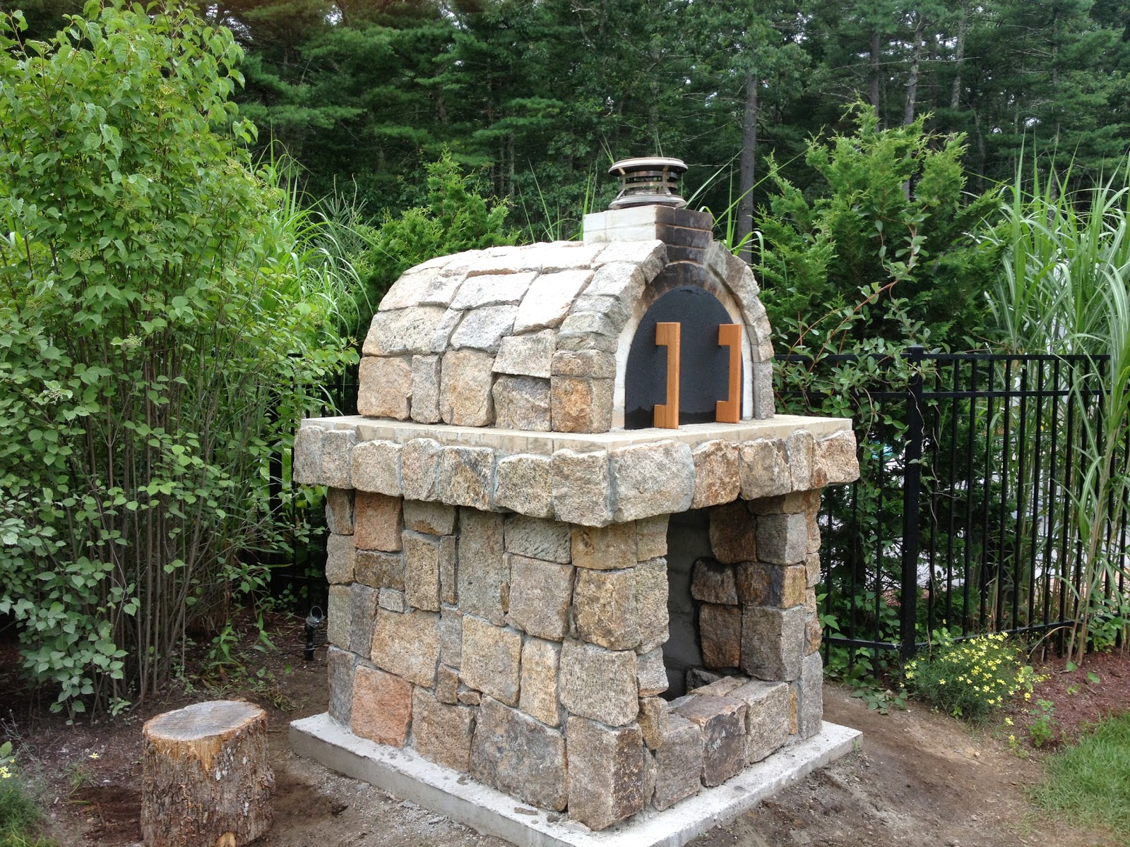 Building A Brick Wood Fired Oven