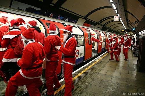 Christmas Underground