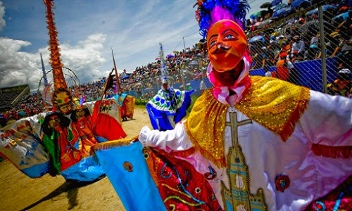 carnaval cajamarca