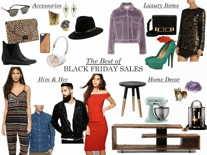 Best Online Black Friday Sales 2014