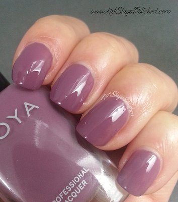 Zoya Naturel 2014 Collection - Odette