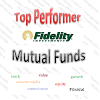 Top Performer Fidelity Mutual Funds July 2012