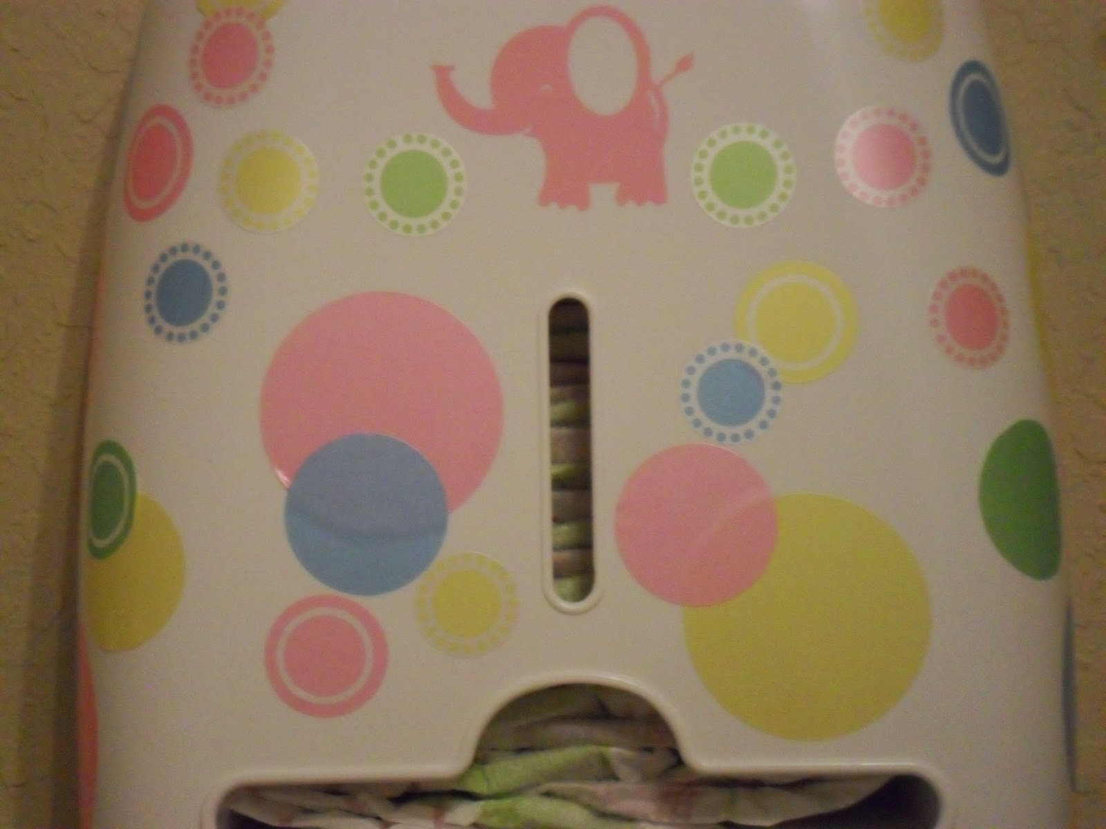 Bobee Diaper Stacker and Wipe dispenser. Review (Blu me away or Pink of me Event)