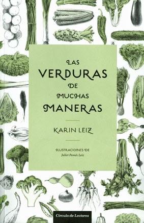 Libros de cocina y gastronom a las verduras de muchas maneras for Libro procesos de cocina
