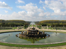 Fountains of Versailles, France