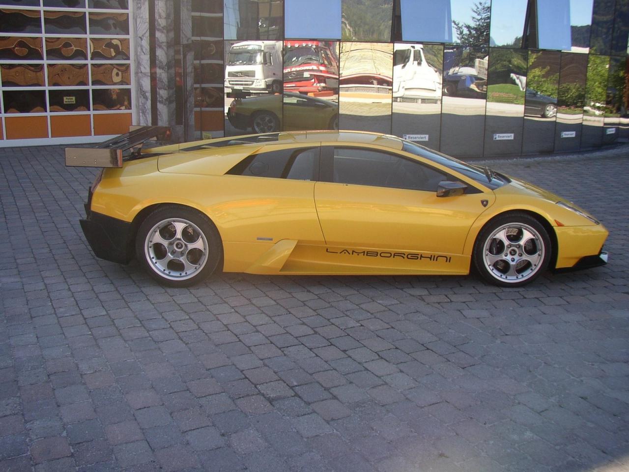 Auto Car Tuning Styling Lamborghini Murcielago Sv Body Kit By Dmc