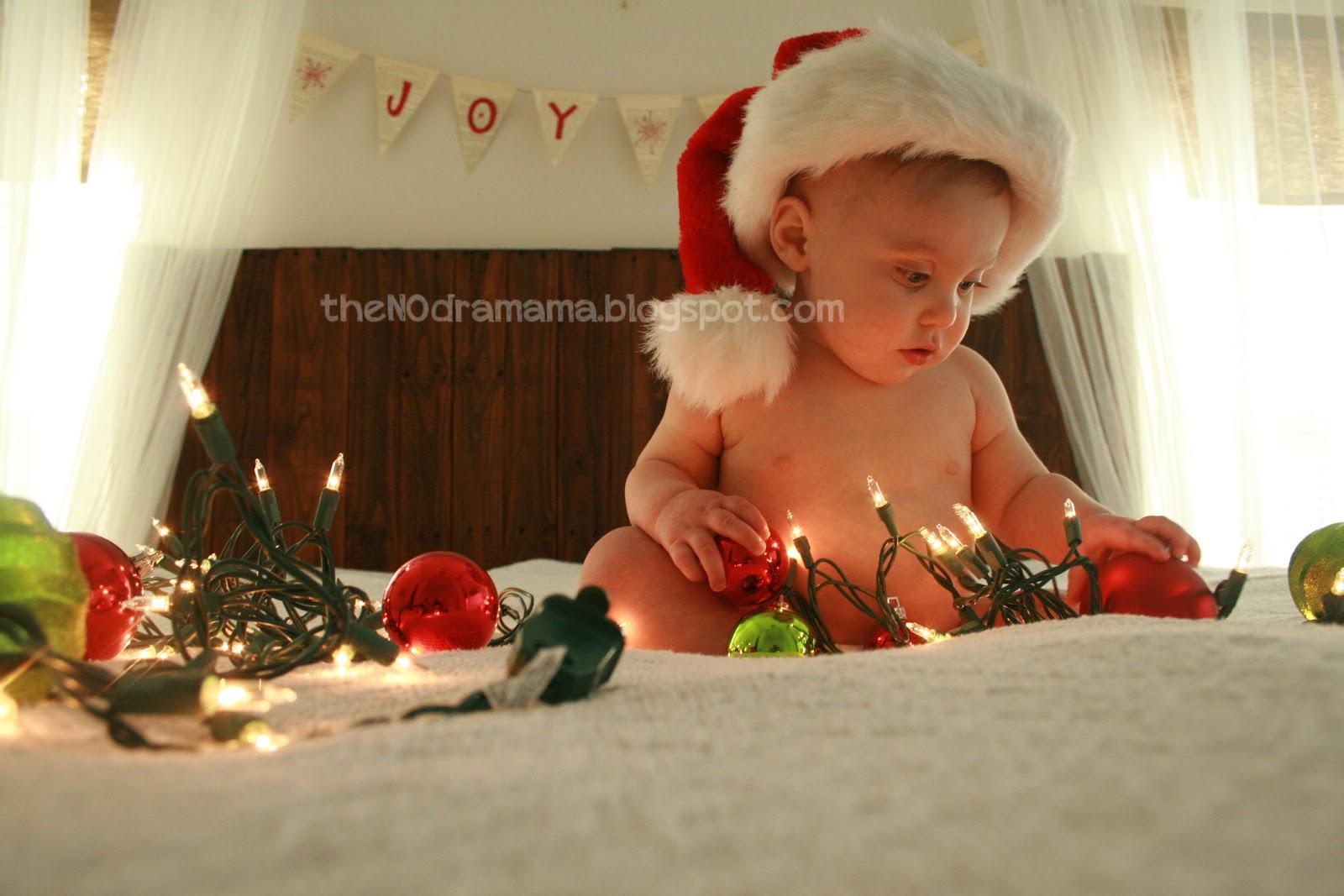 DIY Christmas Photoshoot