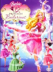 Baixar Filme Barbie em As 12 Princesas Bailarinas (Dublado)