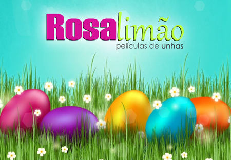 rosa limão pascoa 2015